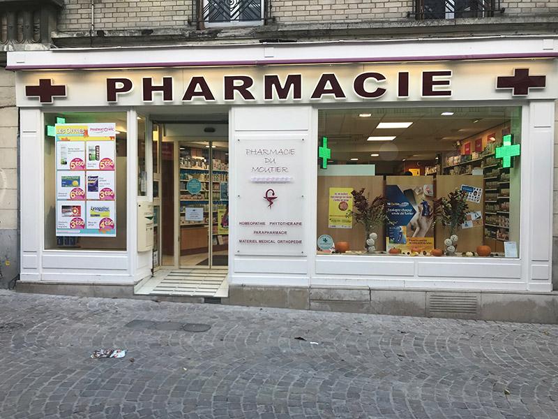 Pharmacie DU MOUTIER